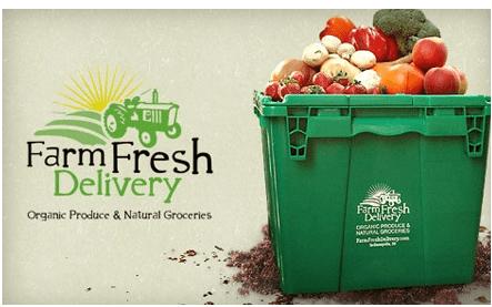 Farm-Fresh Delivery