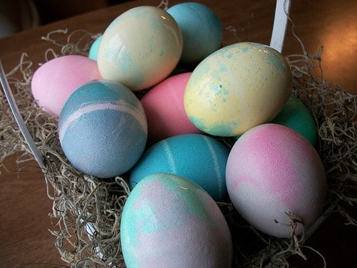 Rock Easter Eggs