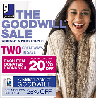 Goodwill® and The Bon-Ton Stores, Inc