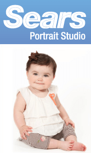 Groupon: Sears Portrait Package $35 Deluxe Portrait Bundle