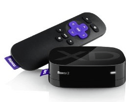 Roku 2 XD Streaming Player