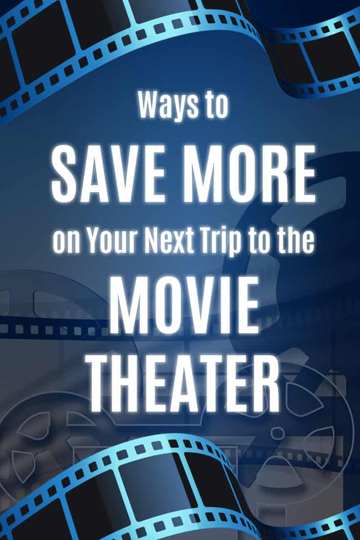 Ways to Save More at the Movies