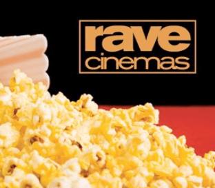 Rave Cinemas 5 6 Discount Days Cincinnati