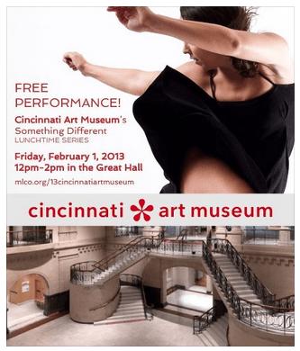 Cincinnati Museum Center Free Event