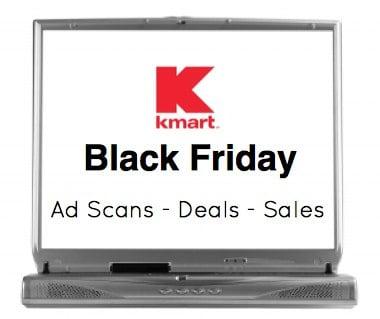 Kmart Black Friday sales