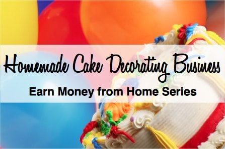 Start a Homemade Cake Decorating Business