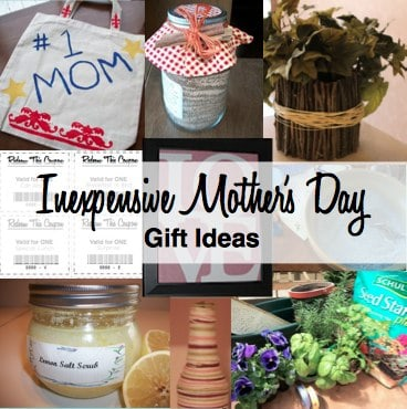 Inexpensive Mother S Day Gift Ideas Savings Lifestyle