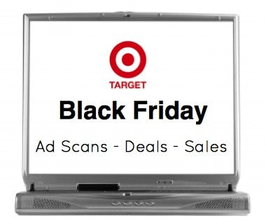 target black friday sales