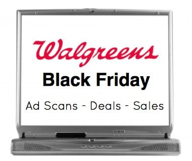 walgreens black friday sales