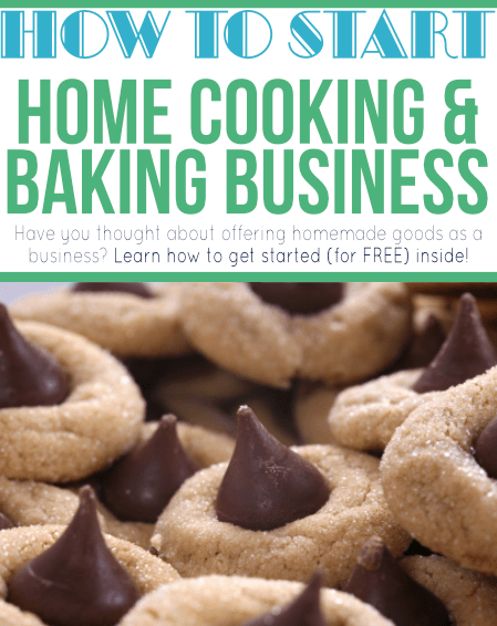 Learn how to start a home cooking and baking business with the tips in this post!