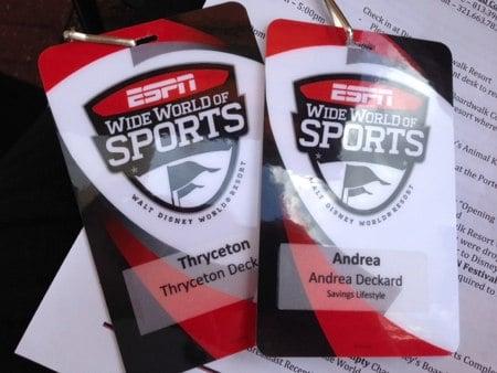 ESPN WWOS Badges