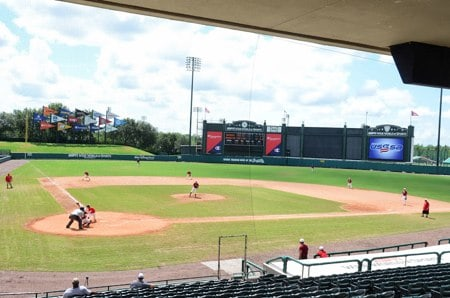 ESPN WWOS Baseball Field