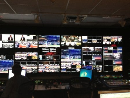 ESPN WWOS Production Center