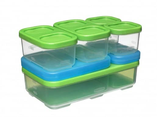 Rubbermaid Lunch Container Kit