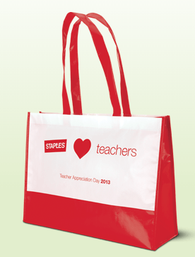 Staples Teacher Appreciation Day