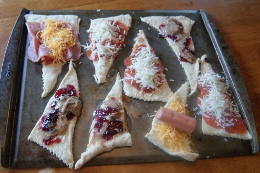Stuffed Crescent Rolls Recipe