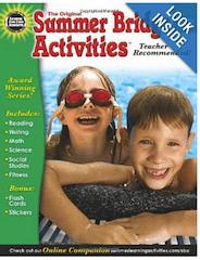 Summer Bridge Activities Book