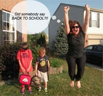 Back to School Happiness