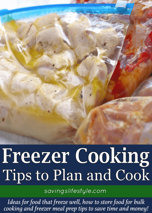 freezer meal ideas to make easy freezer meals everyday