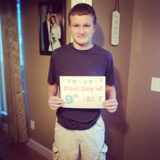 T First Day