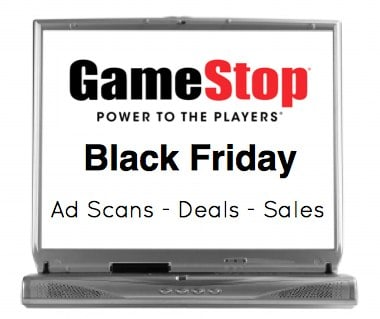 Game Stop Black Friday Sales