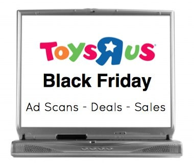 Toys R Us Black Friday Sales
