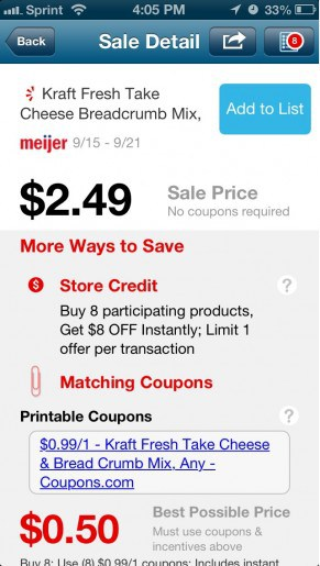Favado - Coupons and Promotions in App