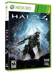 Halo 4 Video Game
