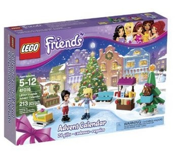 LEGO Friends 41016 Advent Calenda