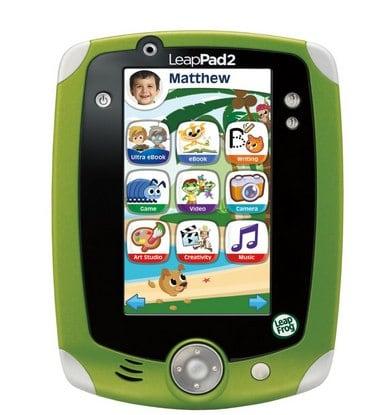 LeapFrog LeapPad2 Explorer Tablet
