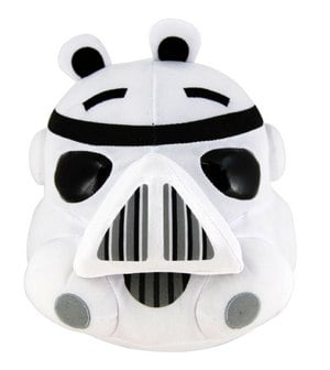 Amazon.com_ Angry Birds Star Wars 5_ Plush - Storm Trooper (Frustration Free Packaging)_ Toys & Games
