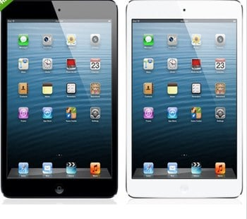 Apple iPad Mini 16GB Wi Fi Black White | eBay