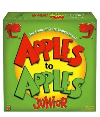 Apples to Apples Junior -1