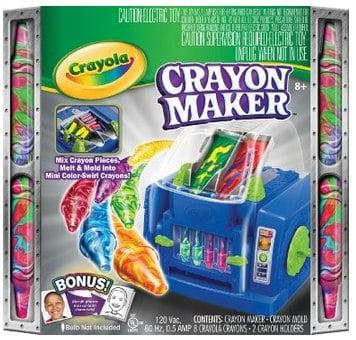 Crayola Crayon Maker with Story