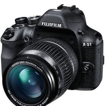 Fujifilm X-S1 12MP EXR CMOS Digital Camera