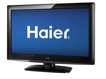 Haier 24_ 720p 60Hz HDTV