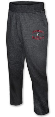Kids_ Cincinnati Bearcats College Icon Pants | FinishLine.com | Grey