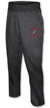 Kids_ Cincinnati Bearcats College Icon Pants| FinishLine.com | Grey