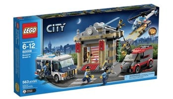 LEGO City Police Museum Break-in