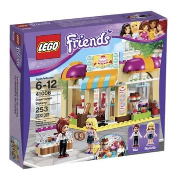 LEGO Friends Downtown Bakery