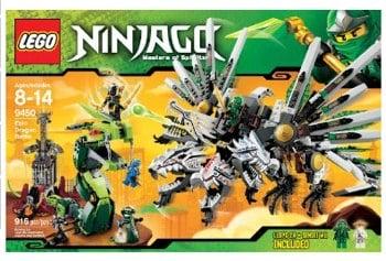 LEGO NinjagoEpic Dragon Battle