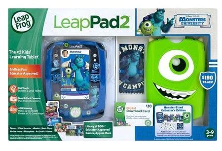 LeapFrog LeapPad2 Monsters U Bundle