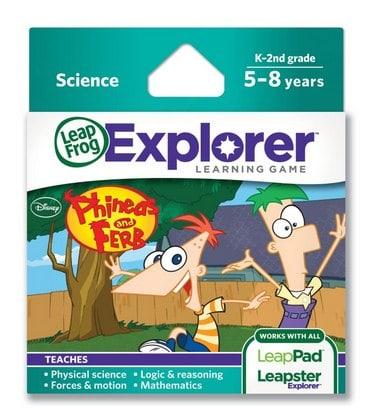 LeapFrog Learning Game