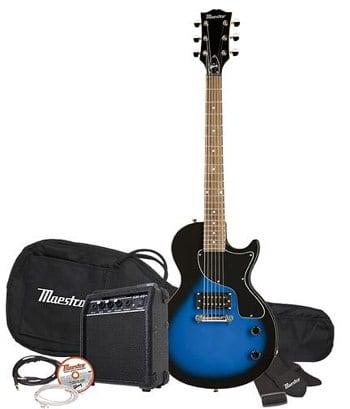 Maestro by Gibson Single Cutaway Electric Guitar