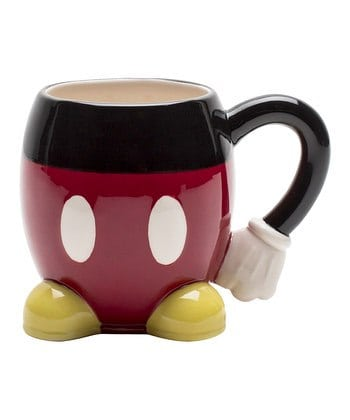 Mickey Mouse Sculpted Mug