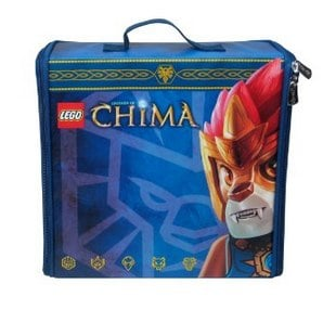 Neat-Oh! LEGO Chima ZipBin Battle Case