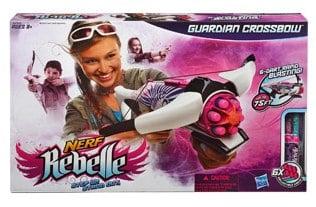 Nerf Rebelle Guardian Crossbow Blaster