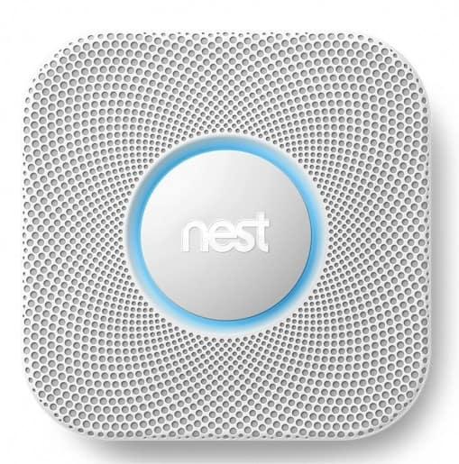 Nest Smoke and Carbon Monoxide Alarm
