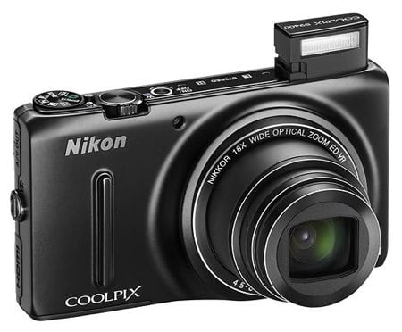Nikon Coolpix S9400 Digital Camera