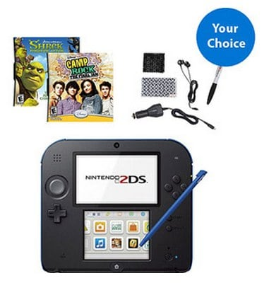 Nintendo 2DS Holiday Bundle